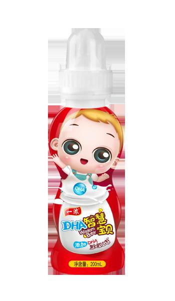 DHA智慧寶貝瓶
