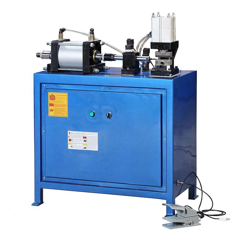 PPEF系列沖壓式全自動管端成型機