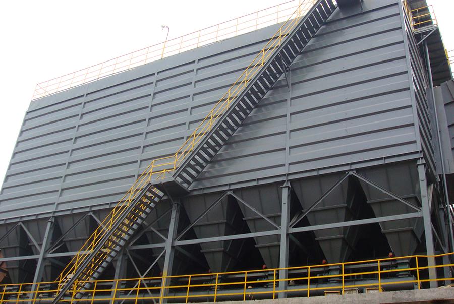 CLLF系列反吹風布袋除塵器