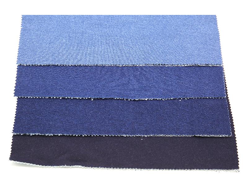 WFIR61633T 靛蓝CVC拉绒卫衣