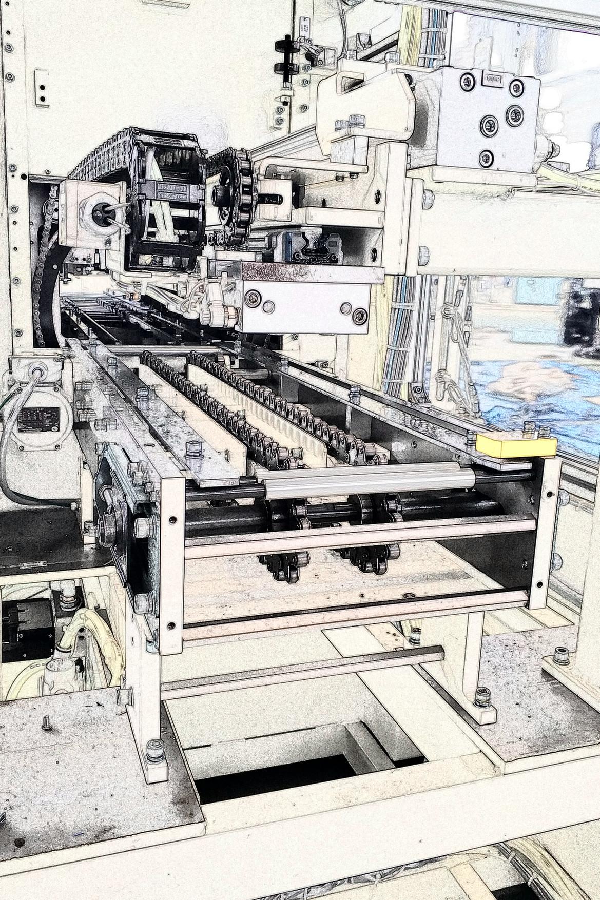 自動搬送輥道<br/>各種生產線周邊附帶裝置
