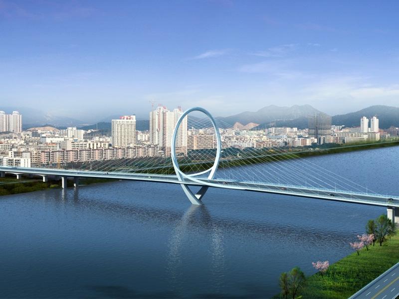 廣西柳州白沙大橋