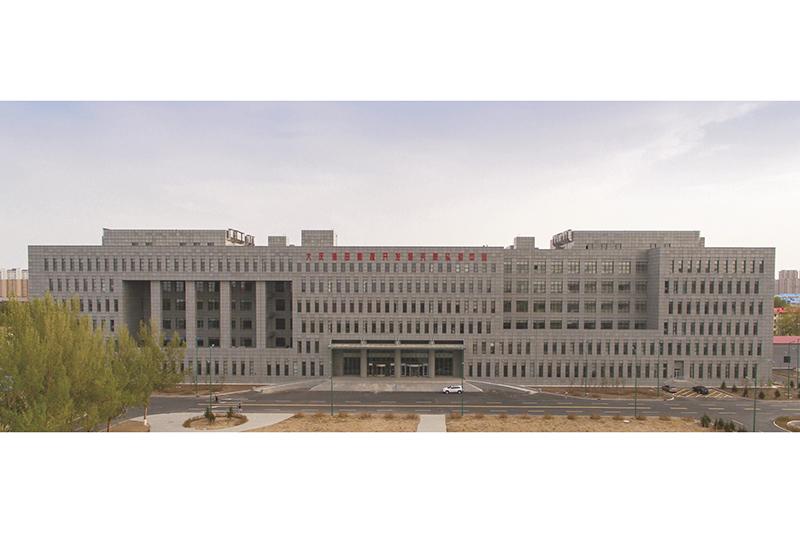 2017年魯班獎工程——江蘇南通三建集團股份有限公司承建的勘探開發研究院實驗中心
