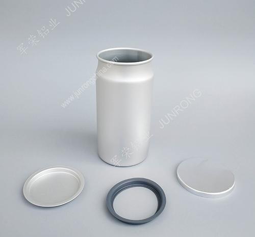 药用铝罐1L