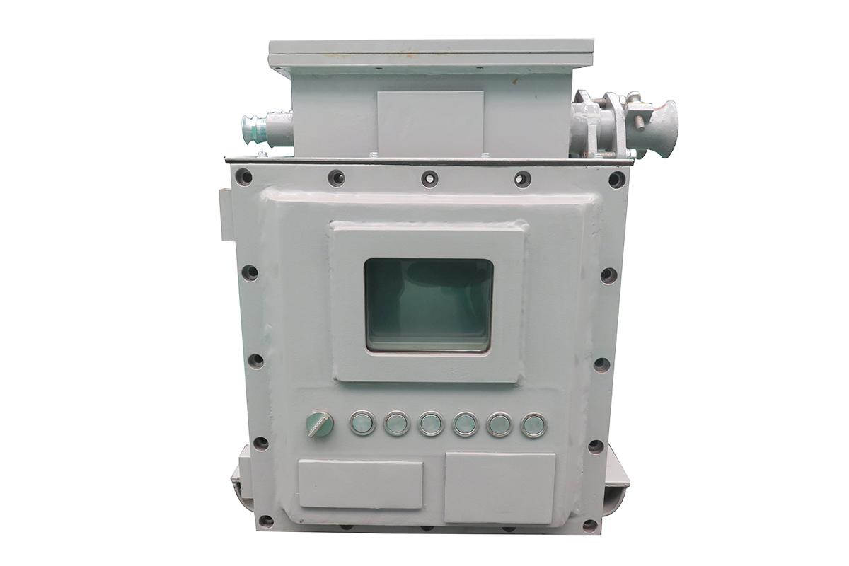 KPZ盘式制动装置用电控装置