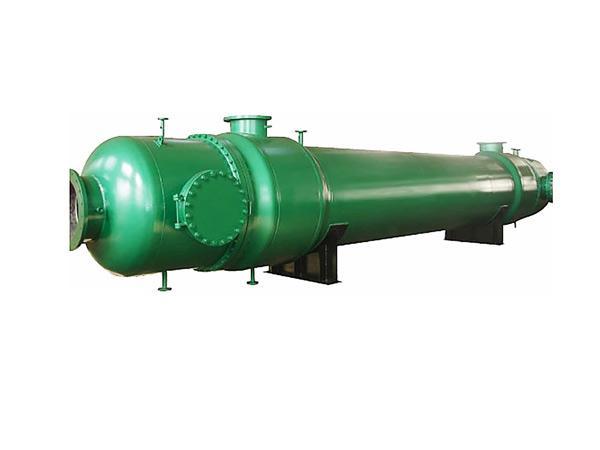 鍋爐輔機設備-閉式循環冷卻水熱交換器