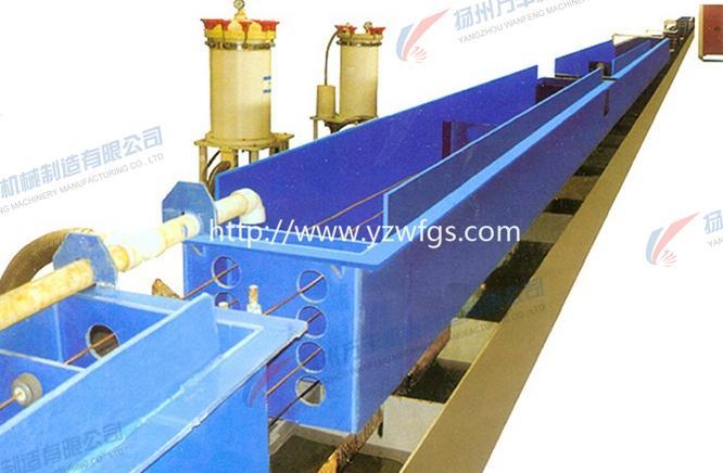 8線電解鍍鋅鍍銅生產線