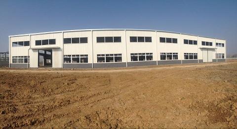 武汉富亚达家居制造有限公司钢结构1#厂房