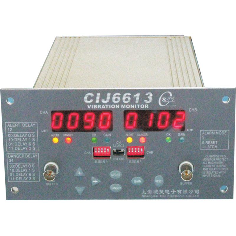 CIJ6613雙通道烈度監測儀