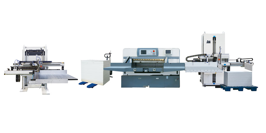 Cutting and Collecting Sheet System
