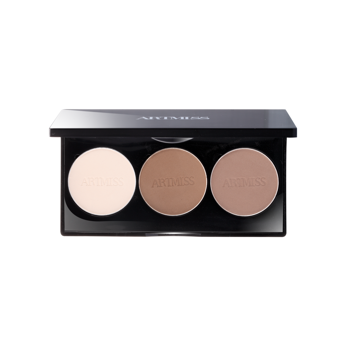 THREE-COLOR  CONTOUR  POWDER