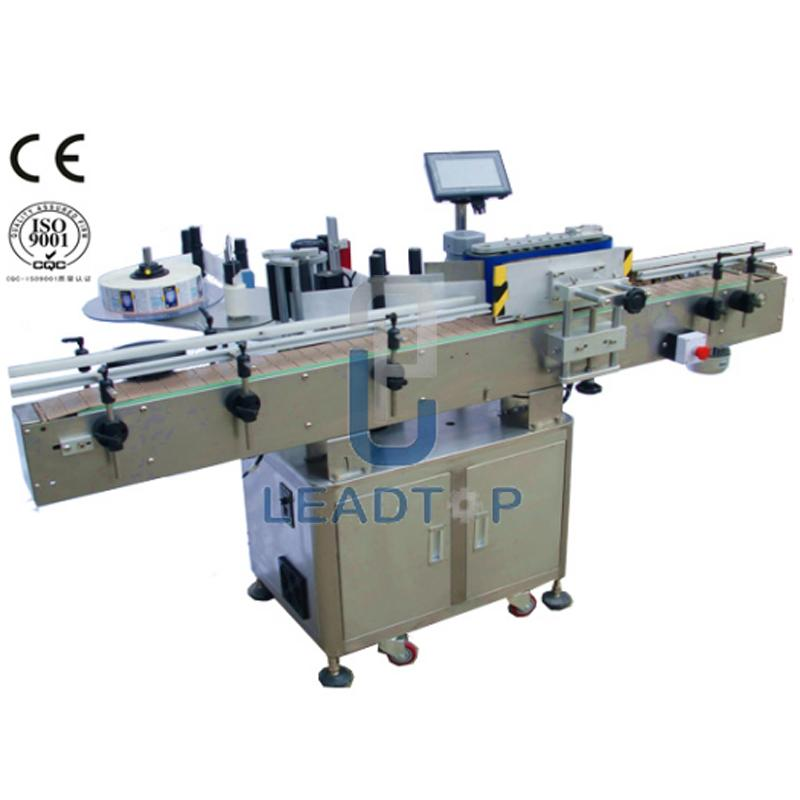 MT-200 Automatic Round Bottle Labeling Machine