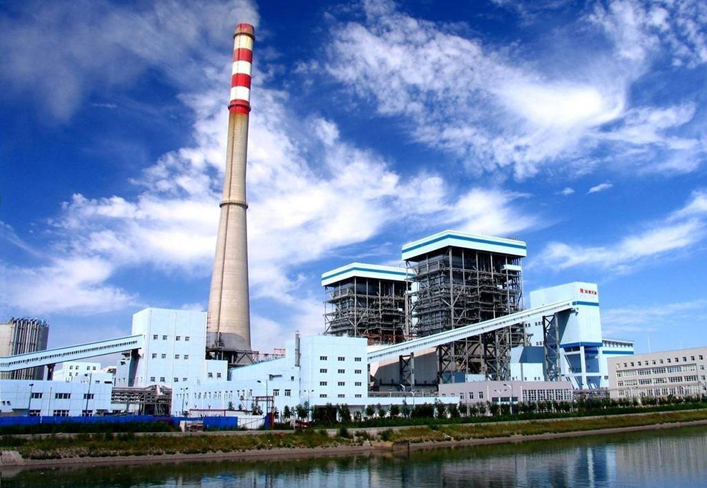 大唐錦州熱電2×300機組集中供熱工程