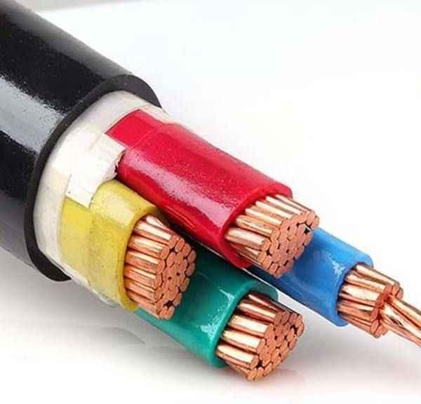 電纜型號的表示方法及選型注意事項