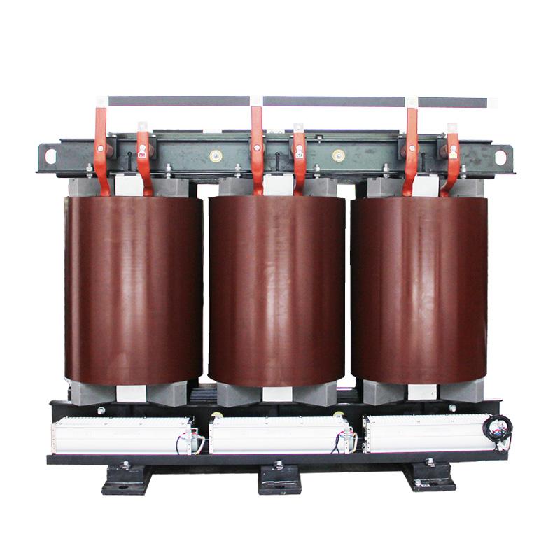 10kV級SC(B)11型三相樹脂絕緣干式變壓器
