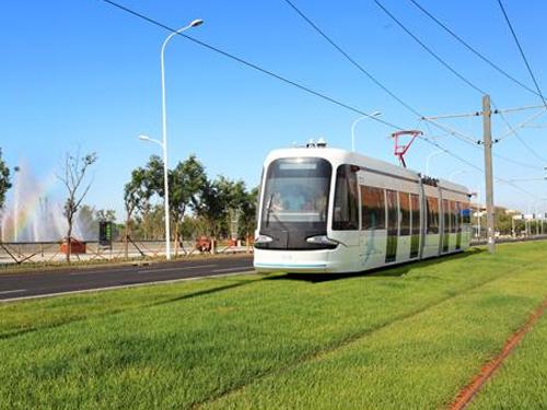 沈阳浑南新区现代有轨电车一期工程1号线项目