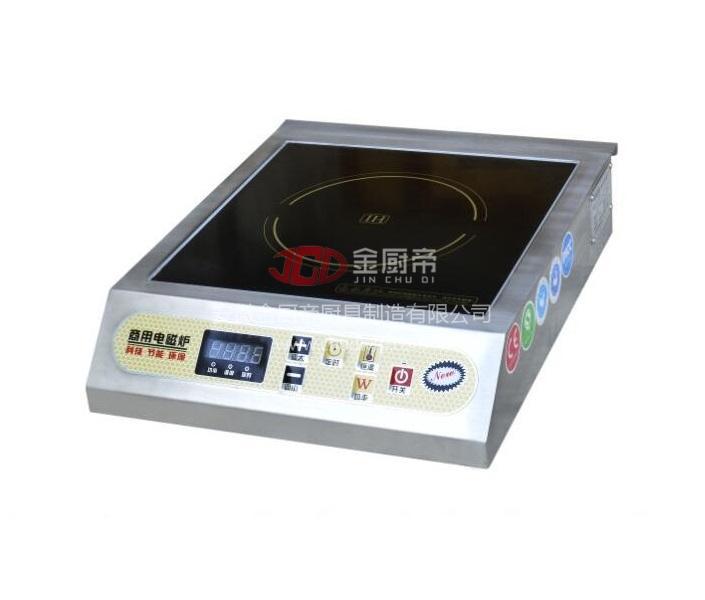 3.5KW电磁台式平面汤炉