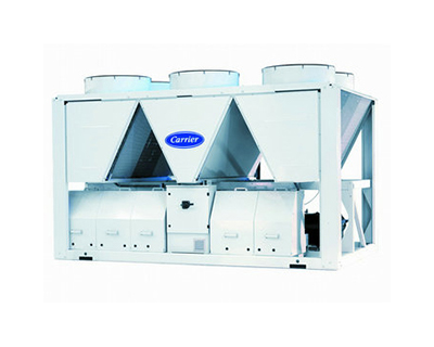 Starfire Air Cooled Scroll Chiller / Heat Pump Refrigerant: HFC-410A