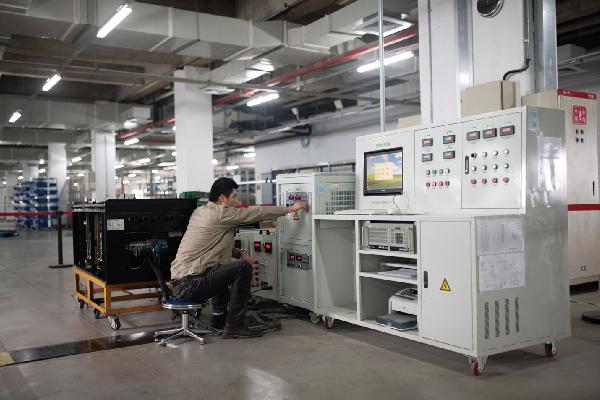 其他产品-DC600V充电机试验台