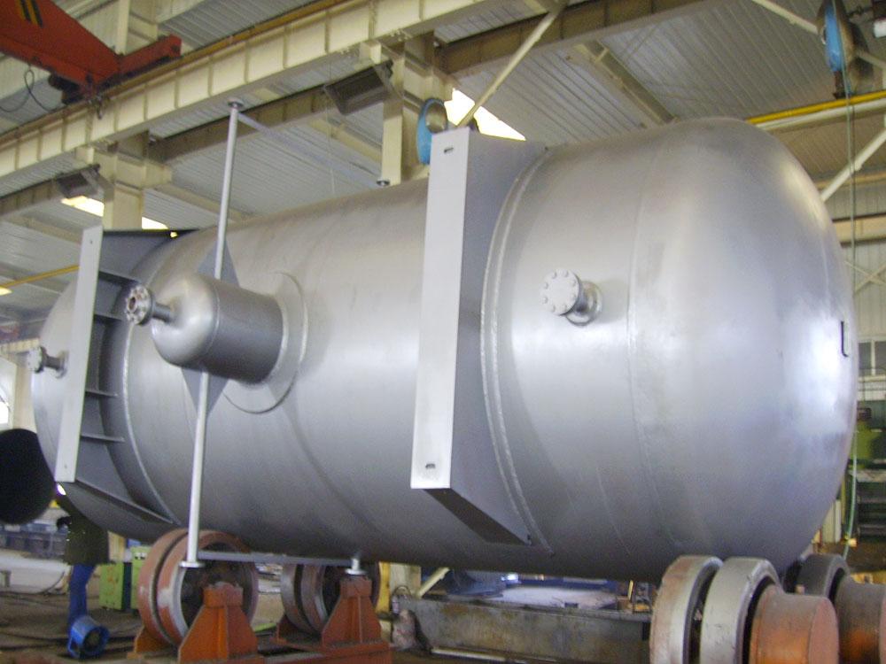 2400氣液分離器下側