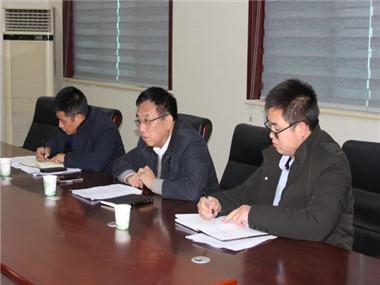 国控集团王宏伟主席督查建设集团安全工作