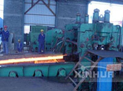 550三輥開坯機軋鋼設備