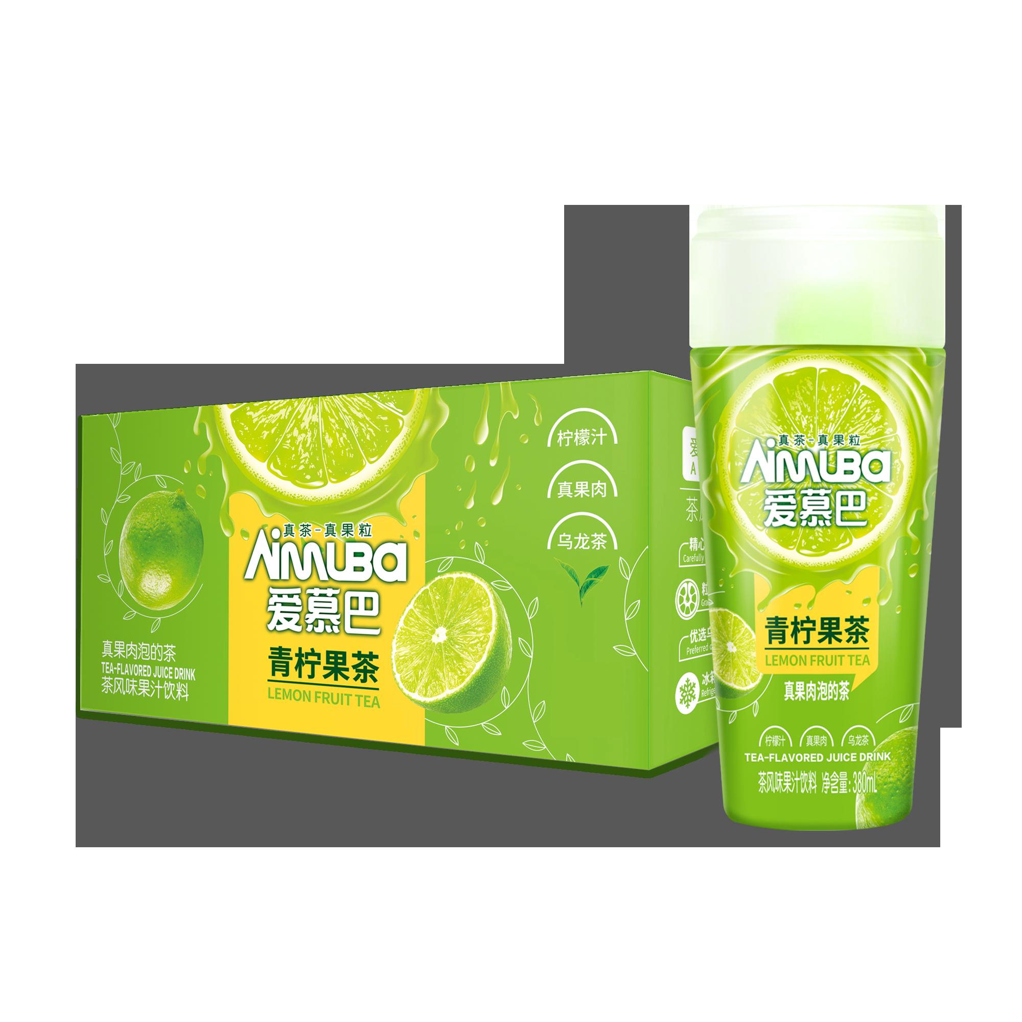 愛慕巴-青檸果茶