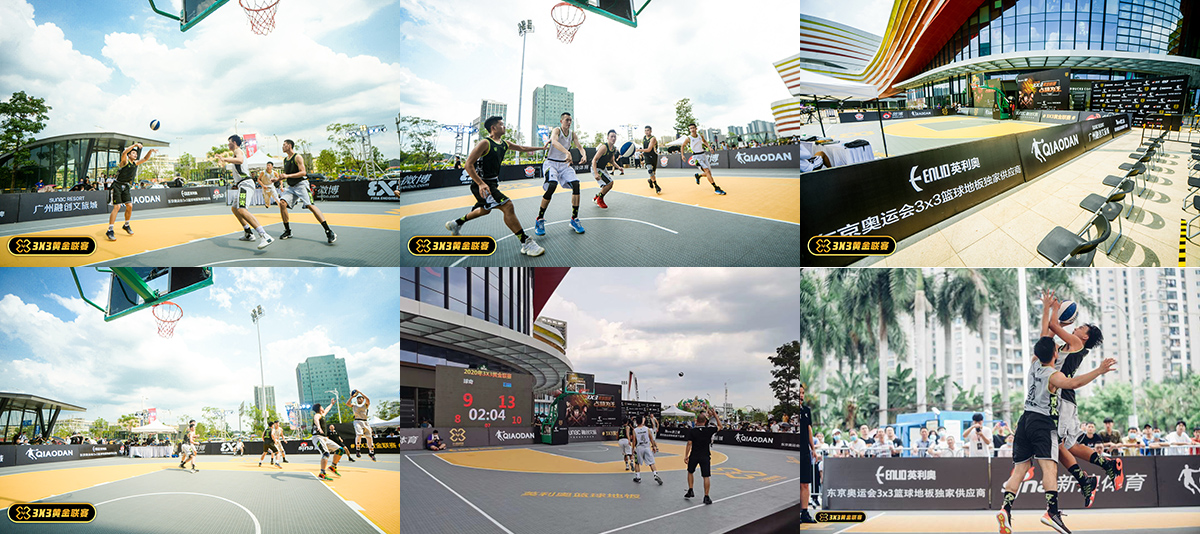 Sina 3X3 Golden League