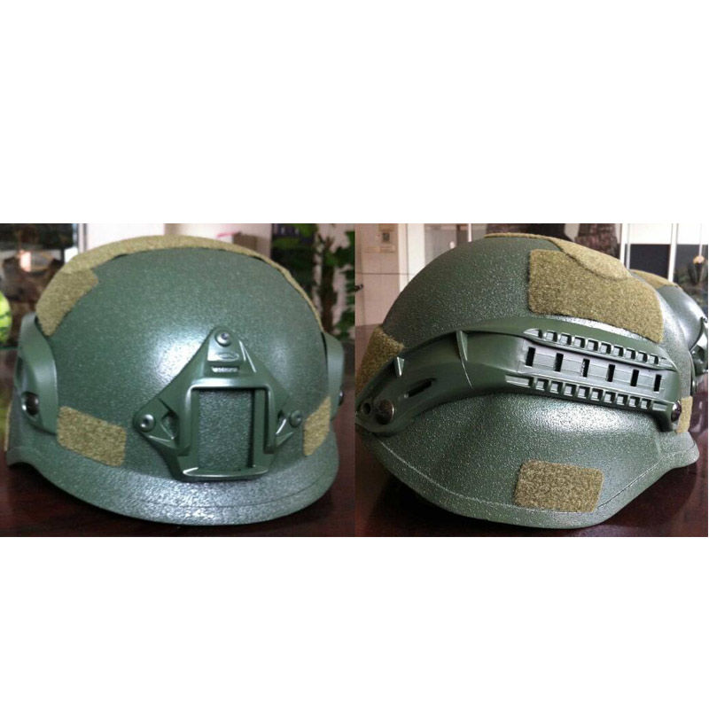 Pasgt advanced bulletproof PE helmet