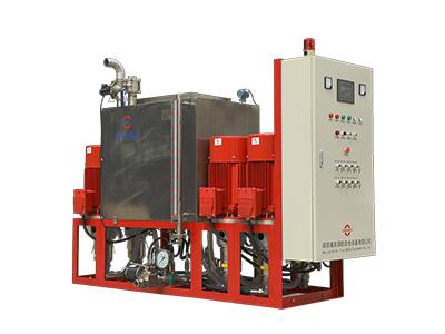 高压细水雾泵组