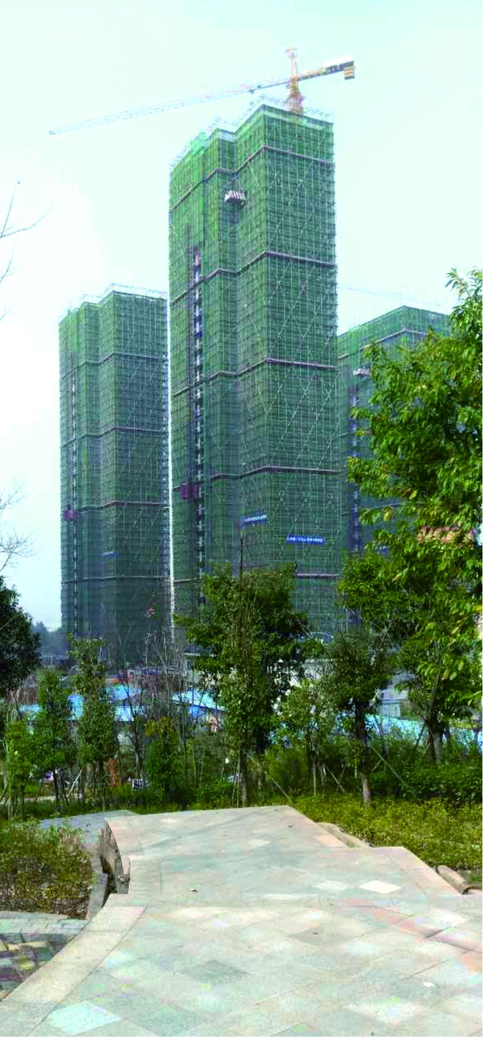 贛州市中盛圣地亞哥住宅小區三期工程
