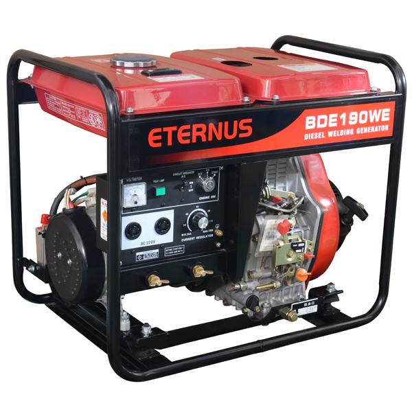 180A 柴油燒焊發電機