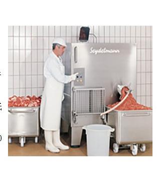 德国Seydelmann赛德曼全自动绞肉机