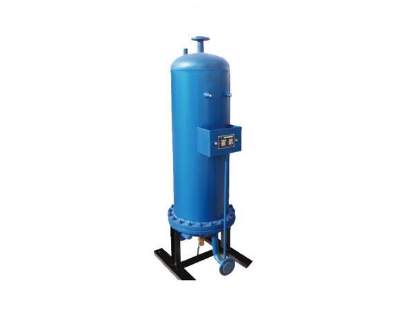 旋流浮動盤管換熱器