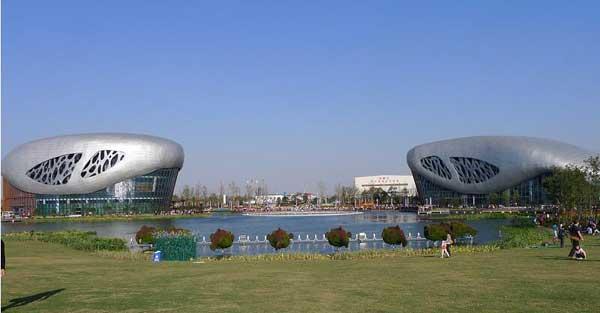 2015年度國優工程——江蘇省第八屆園博會主展區工程