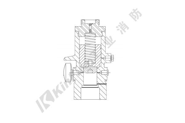 NOVEC1230-容器阀