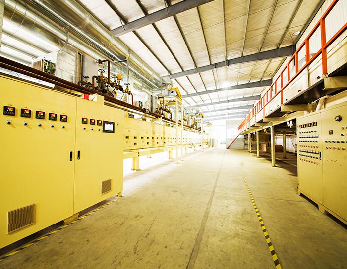pvc電氣膠帶生產線3