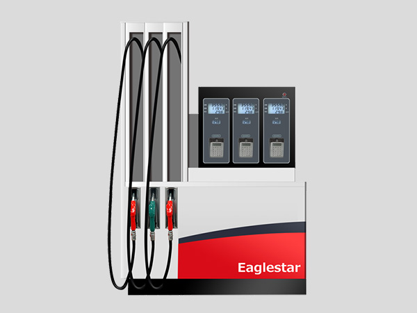EG6系列 L型柜式加油机