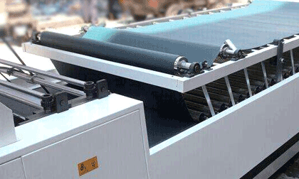 Eight Points of Preparatory Work for Paper Mounting Machine before Production