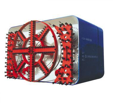 土壓平衡矩形頂管機