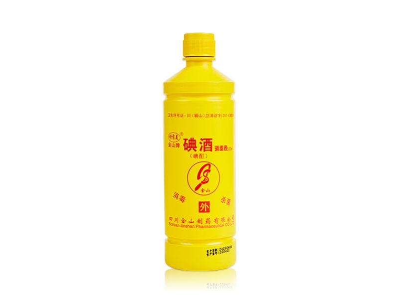 碘酒消毒液500ml