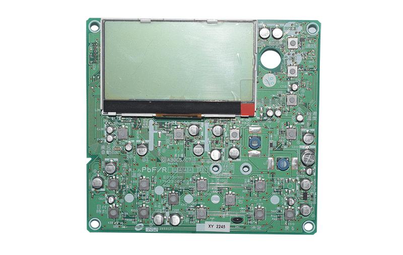 中央空調線控器