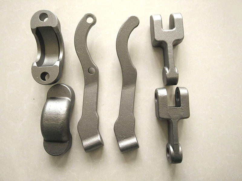 Clamp; connecting rod