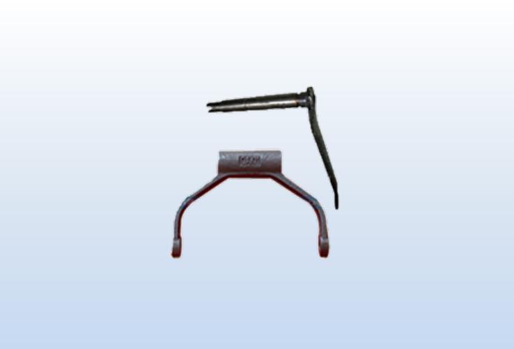 拨叉 Auxiliary fork