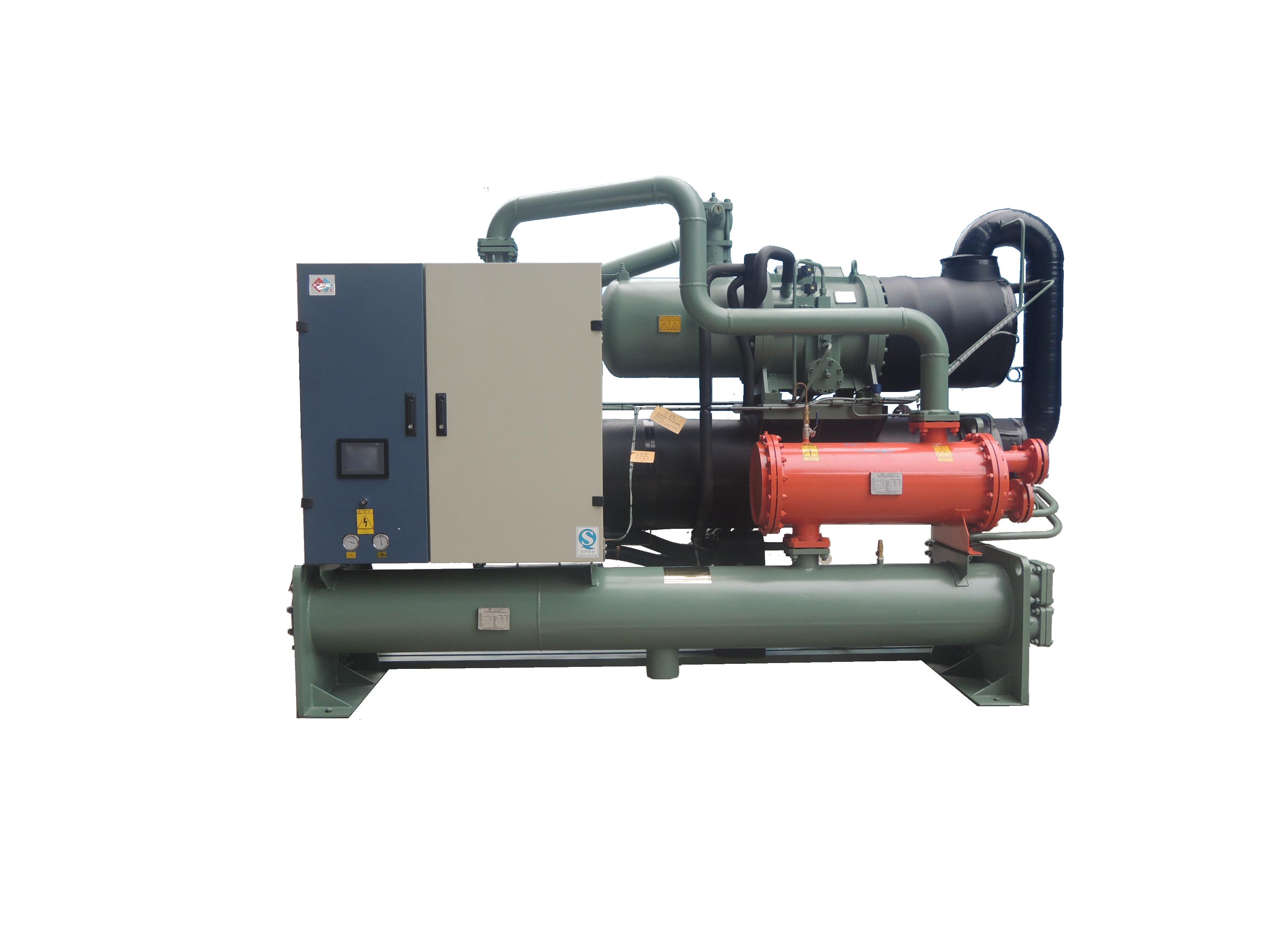 熱回收冷水機組
