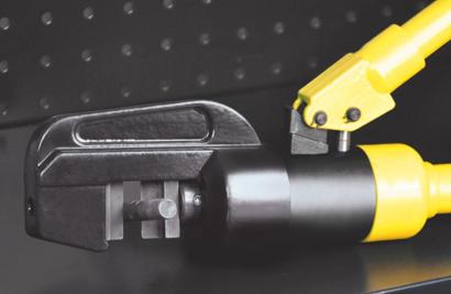 液壓鉗是專用于電力工程中對電纜和接線端子進行