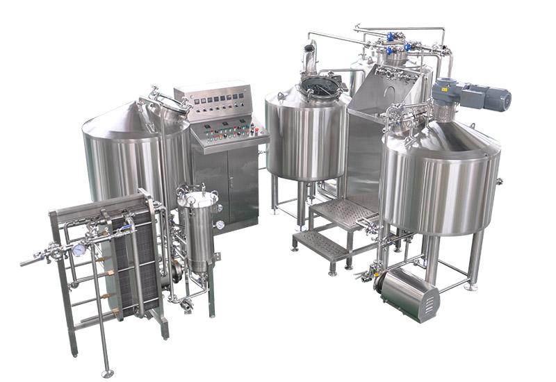 250L 糖化系統
