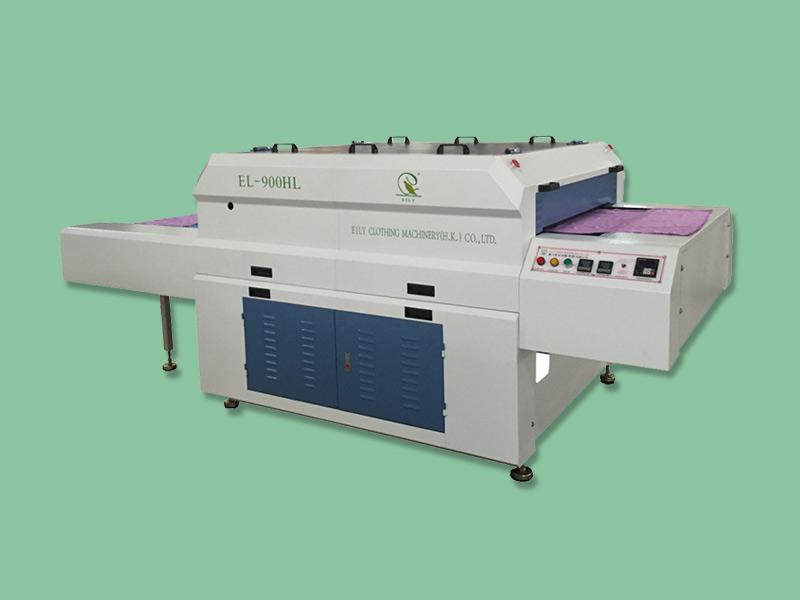 EL-900HL直线式大辊加压粘合机