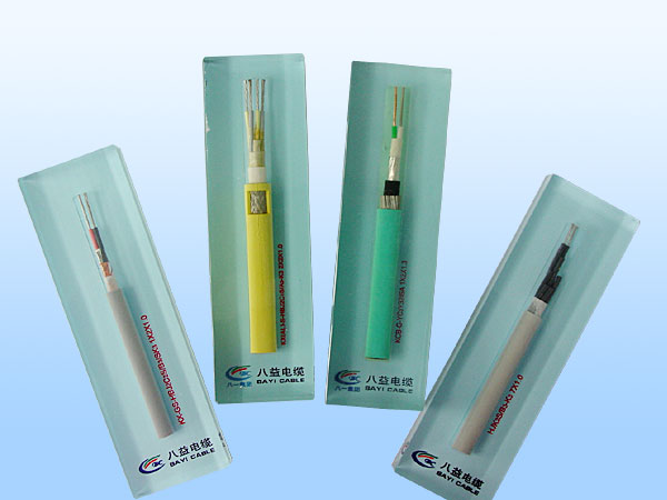 Class 1E Category K3 , Low-smoke , Halogen-free and Flame-retardant thermocouple Compensating Cables for Nuclear Power Plant