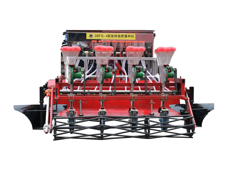 2BFG-4型旋耕施肥播種機